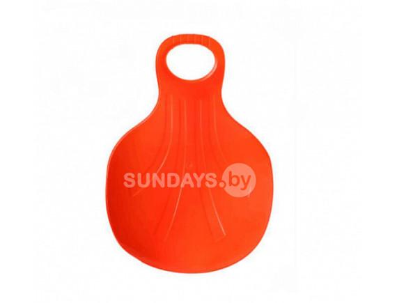 Санки-ледянка Sundays PLC009 (оранжевый)