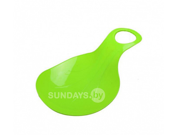 Санки-ледянка Sundays PLC009 (зеленый)