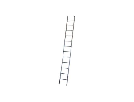 Лестница приставная алюминиевая STARTUL PRO (316см)