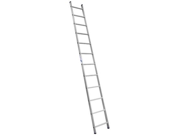 Лестница приставная Алюмет 12 ступеней (5112)