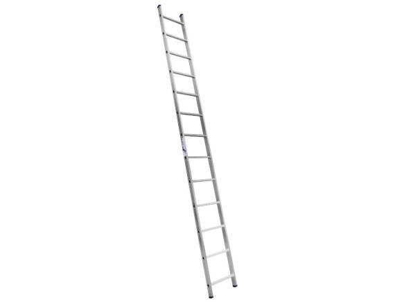 Лестница приставная Алюмет 13 ступеней (5113)