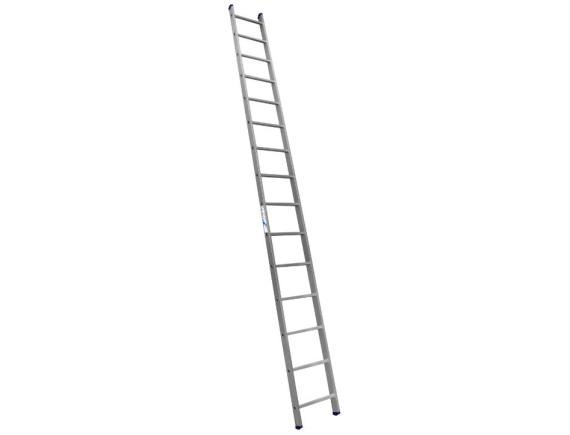 Лестница приставная Алюмет 15 ступеней (5115)