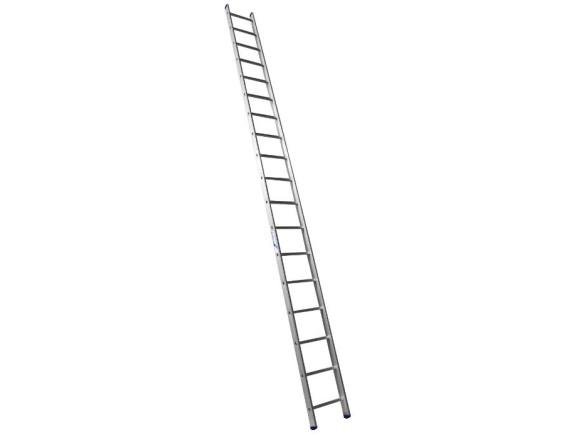 Лестница приставная Алюмет 18 ступеней (5118)