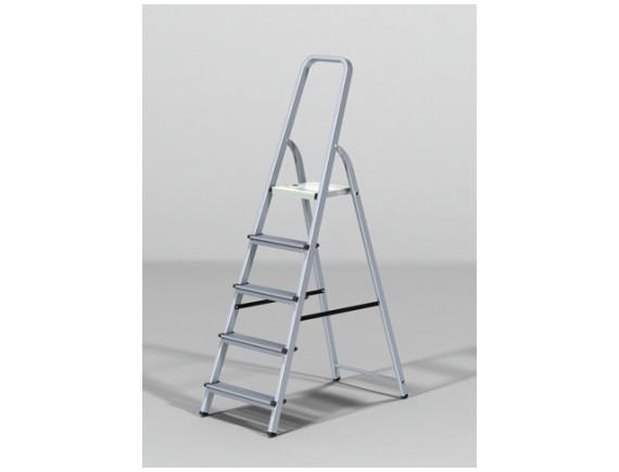 Лестница-стремянка алюминиевая STARTUL PRO (103см)