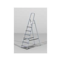 Лестница-стремянка алюминиевая STARTUL PRO (147см)