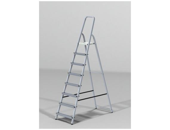 Лестница-стремянка алюминиевая STARTUL PRO (169см)
