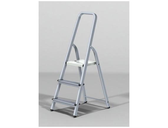 Лестница-стремянка алюминиевая STARTUL PRO (59см)