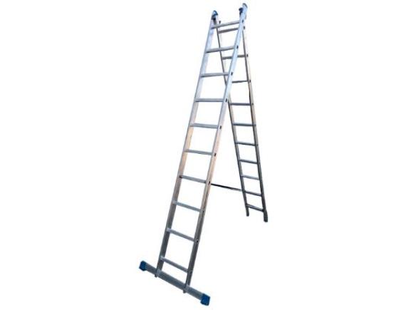 Лестница двухсекционная Tarko (2х11 ступеней)