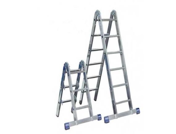 Лестница-трансформер двухсекционная Tarko (2х3 ступеней)