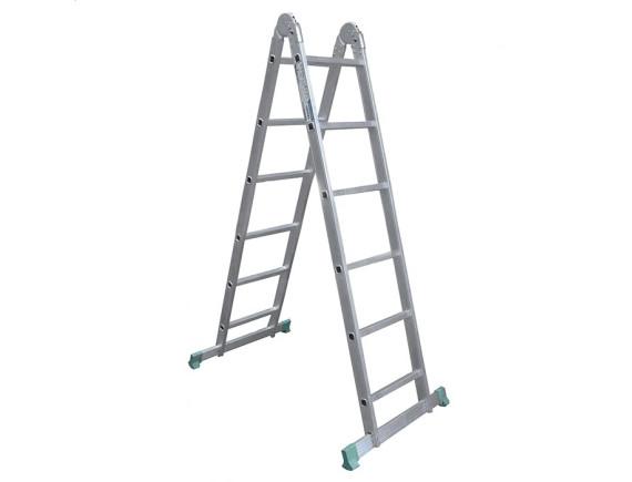Лестница-трансформер двухсекционная Tarko (2х6 ступеней)