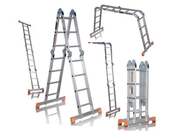Лестница-трансформер Tarko (4х5 ступеней)