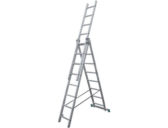 Лестница трехсекционная Tarko (3х7 ступеней)