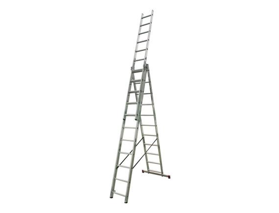 Лестница трехсекционная Tarko (3х10 ступеней)