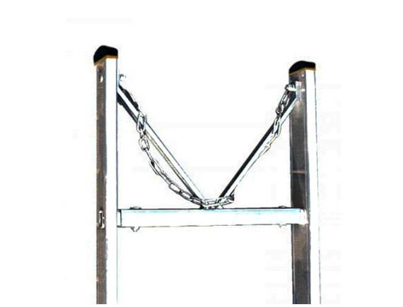 """Приспособление для столбов """"V"""" с цепью для лестниц iTOSS (3055)"""
