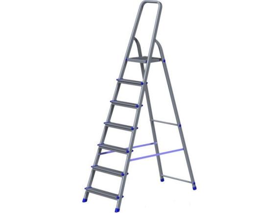 Стремянка Новая Высота Kroft 8 ступеней