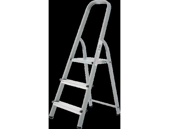 Стремянка комбинированная стальная Новая Высота 3 ступени