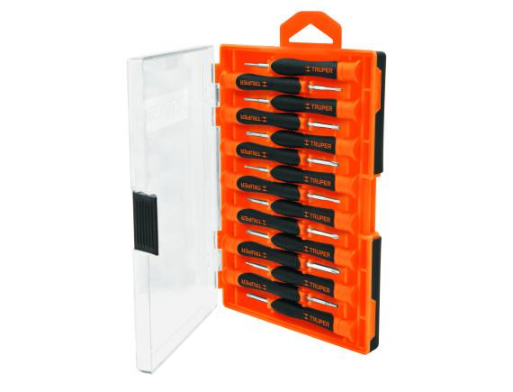 Набор мини-отверток Truper (15 штук)