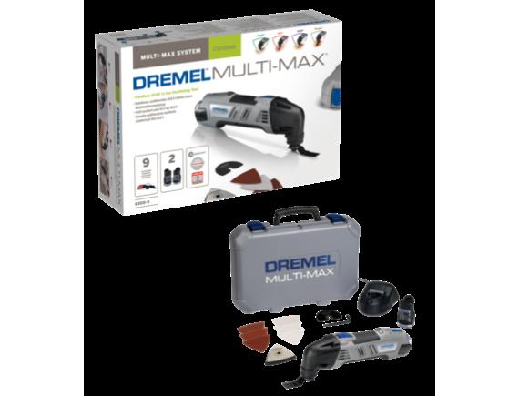 Многофункциональный инструмент DREMEL Multi-Max 8300 (8300-9)