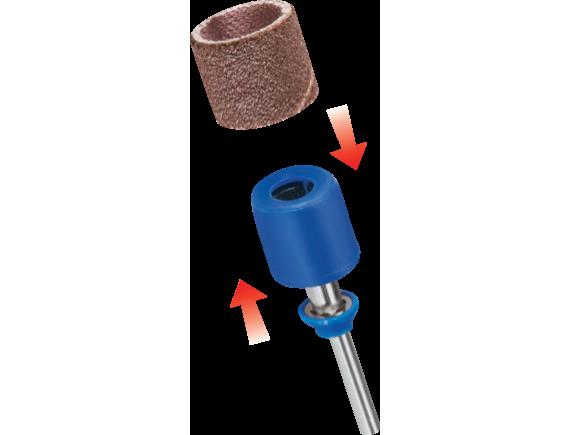 Шлифовальная лента и шлифовальная насадка Dremel EZ SpeedClic (SC407)