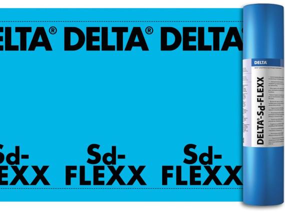 Пароизоляционая плёнка DELTA-Sd-FLEXX