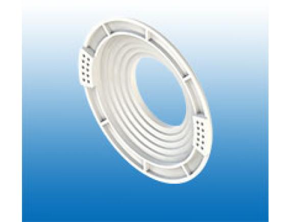 Универсальная платформа для точечных светильников нечетная Татполимер