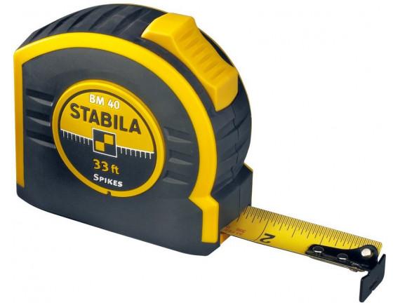Карманная рулетка Stabila BM 40
