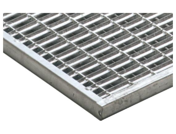 Решетка стальная оцинкованная ACO Vario (ячейка 31/9)