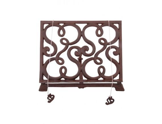 Подставка для поварской книги Esschert Design (коричневая)