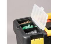 Ящик для инструментов со встроенной тележкой Allit McPlus Mobile P 24