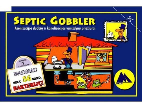 Бактерии для септика Septic Gobbler