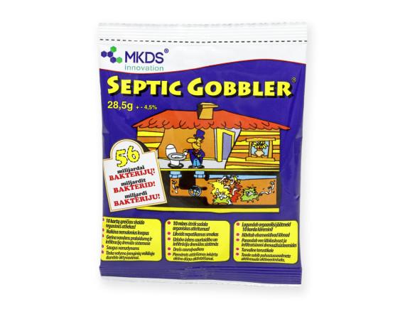 Бактерии для септика и выгребных ям Septic Gobbler