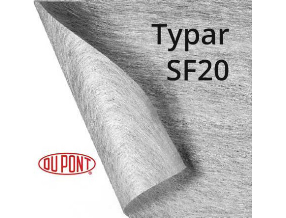 Геотекстиль нетканый Typar SF20 (68 г/м2) - рулон