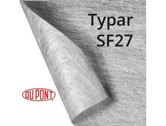 Геотекстиль нетканый Typar SF27 (90 г/м2) - рулон