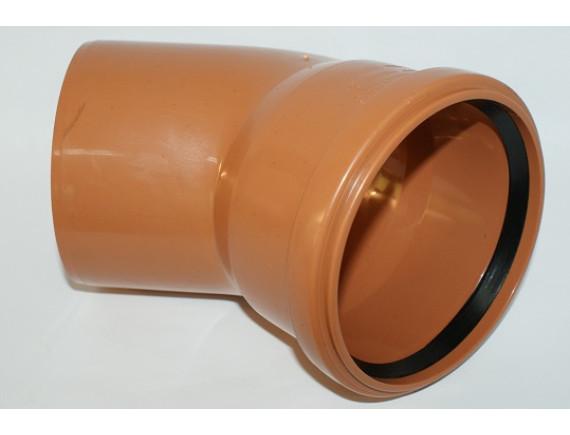 Колено канализационное Ø110мм PP Armakan