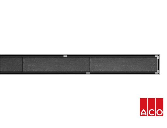 Решётка (Tile) под заполнение плиткой для прямого канала ACO ShowerDrain E-line