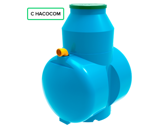 Септик Дочиста 1,8ПР с насосом