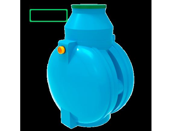 Септик Дочиста 2,8ПР с насосом