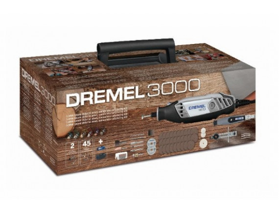 Промо-набор Dremel 3000 UD (3000-2/45)