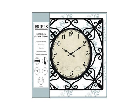 Уличные часы Malmesbury Briers
