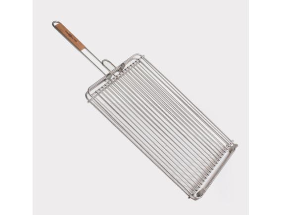 Двойная решетка барбекю для гриля и мангала «Классика»