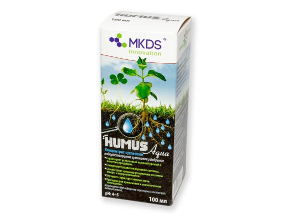 Концентрированное гуминовое удобрение Гумус Аква