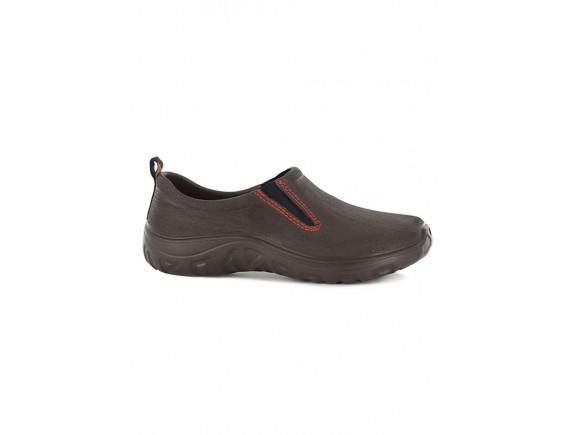Туфли мужские из ЭВА Derby Blackfox (коричневые)