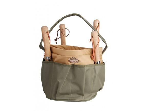 Садовая сумка для инструментов Esschert Design (зеленая)