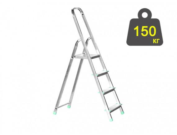 Лестница-стремянка алюминиевая iTOSS Eurostyl 77 см (1914)